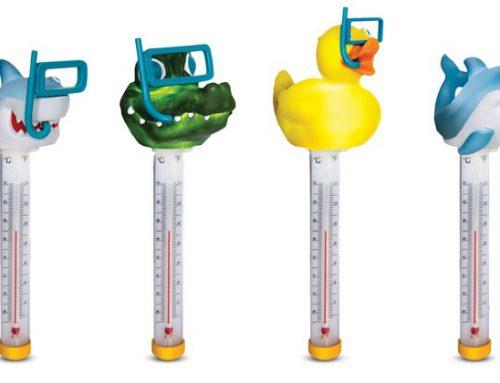 Medence hőmérő